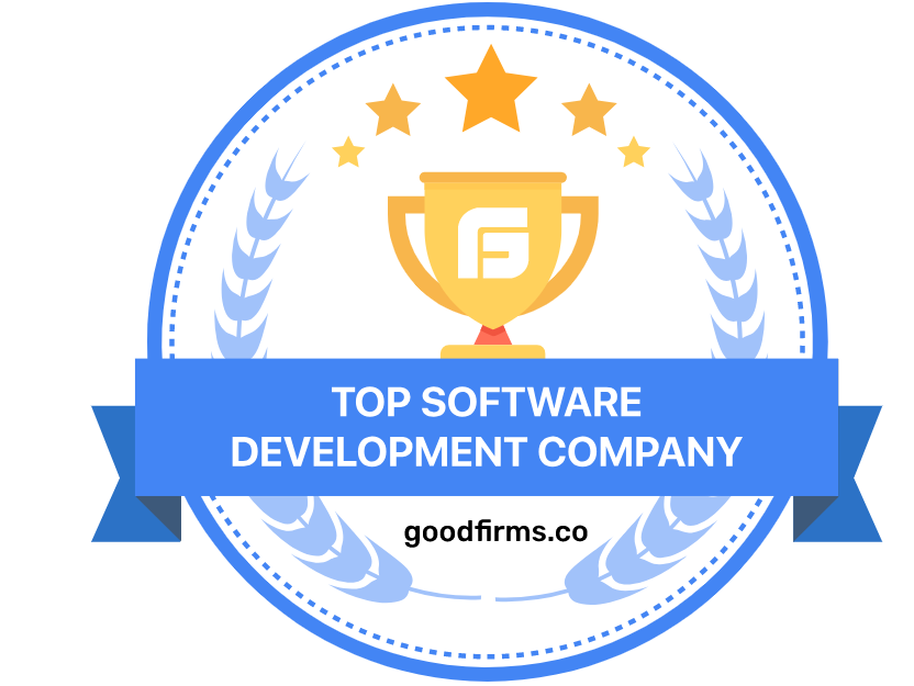 GoodFirms selected CodeRiders as one of the best tech service and solution providers