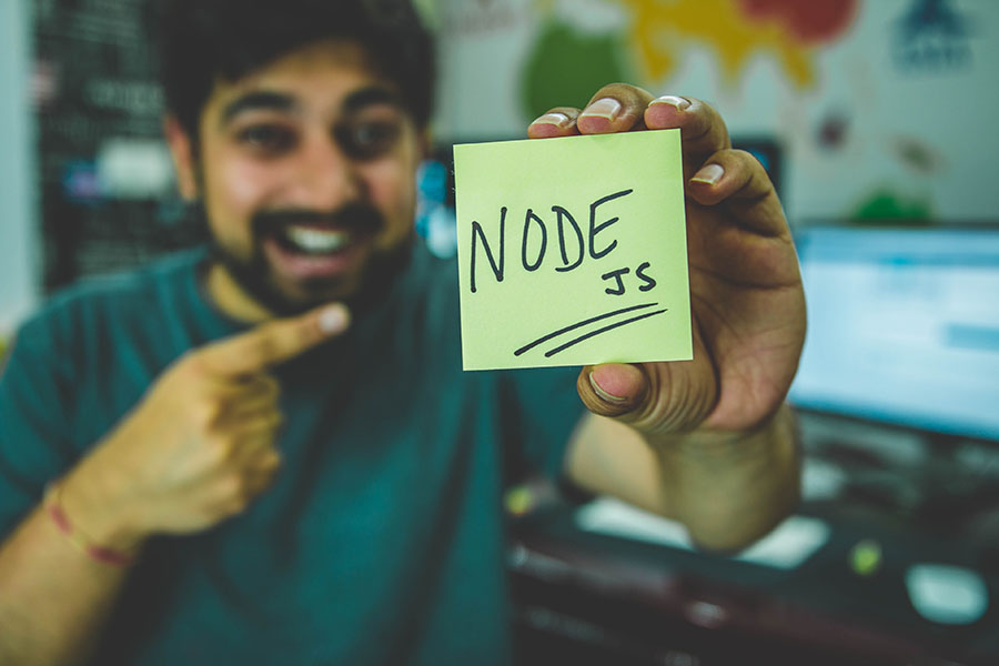 Trending programming languages in 2019 - Node.Js