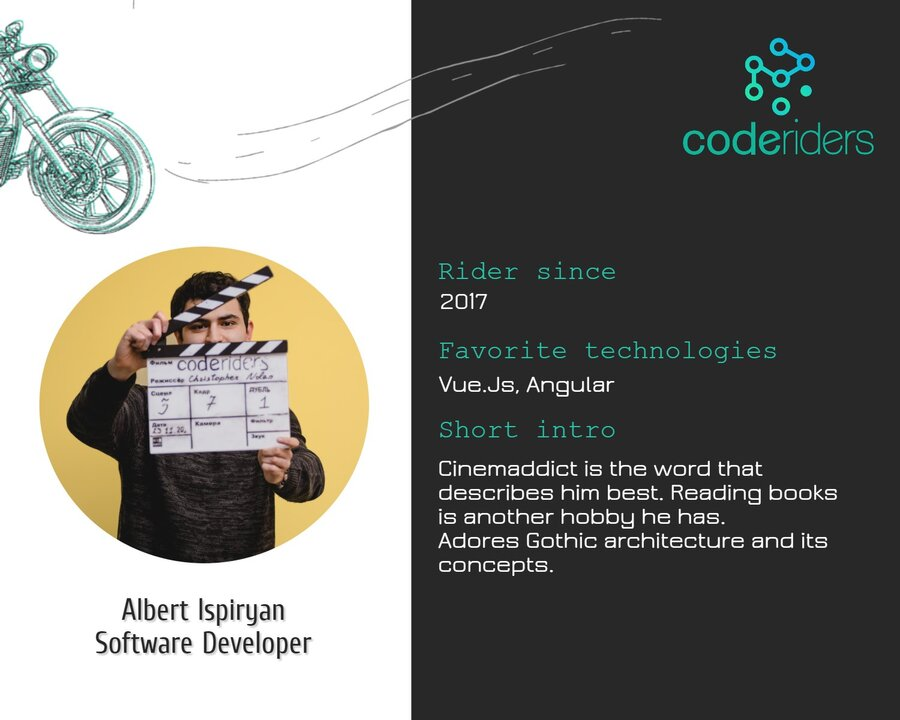 CodeRiders software developer Albert clarifies the importance of software solutions, web, and mobile applications