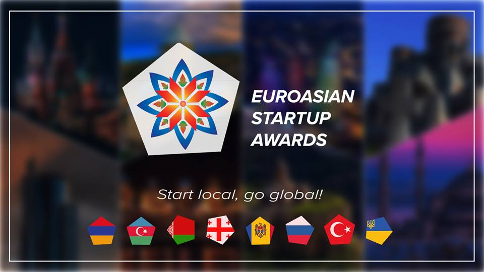 CodeRiders is finalist at Euroasia Startup Awards